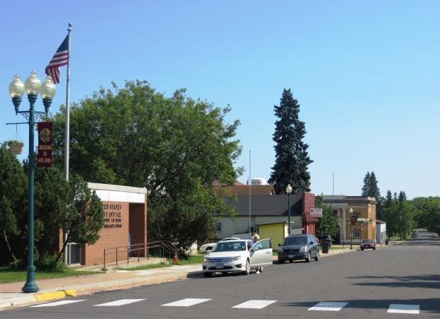 Mt. Iron Post Office