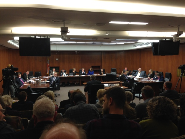 House Committee on Mining and Outdoor Recreation Policy, Feb 3, 2015